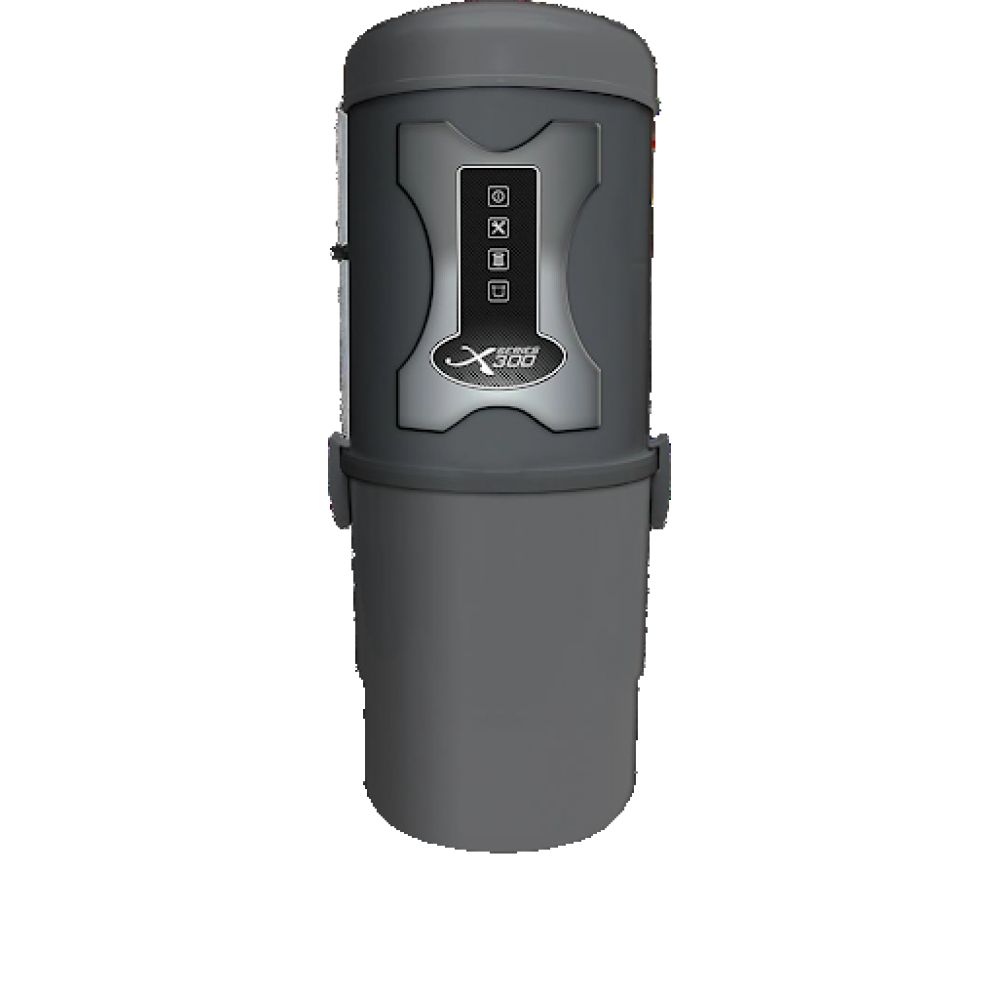 Aspirador Central X300 Aspilusa