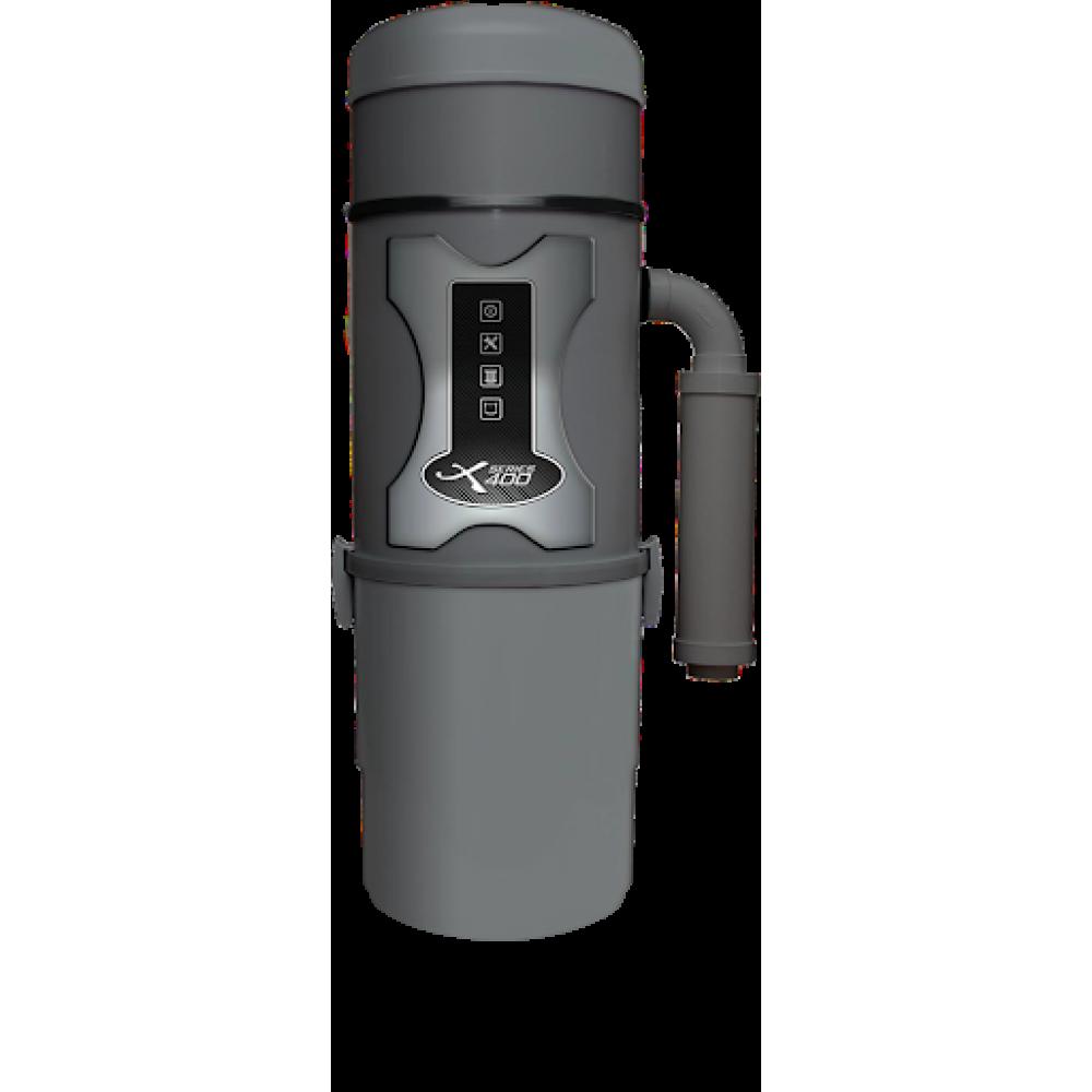 Aspirador Central X400 Aspilusa